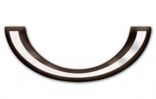 Sargbeschlag twaylen® altsilber bronziert