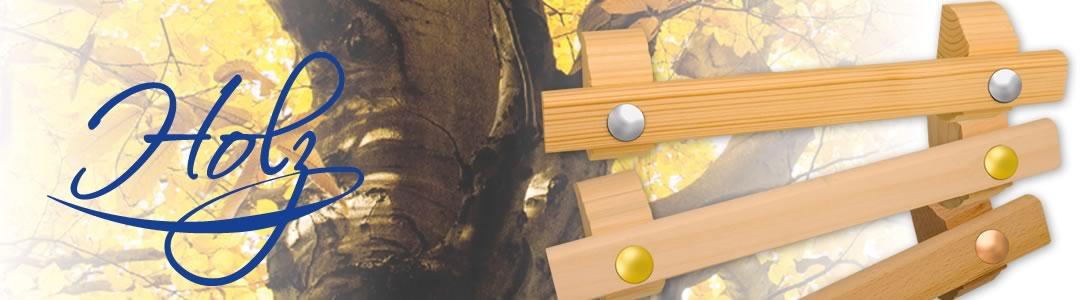 Holz-Sarggriffe natürlich und schön