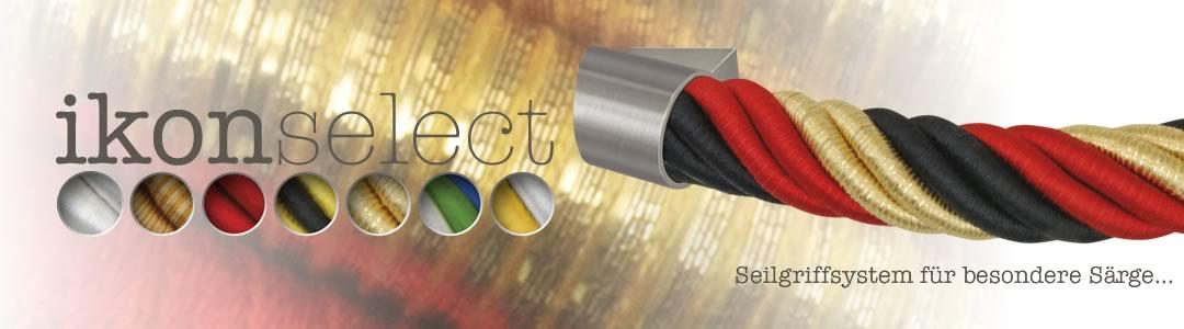 Sarggriffe ikon Select für besondere Särge