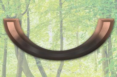 sarggriff twaylen 230/5065 altk. bronz. lackiert