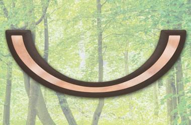 Sarggriff twaylen 230/5065 altk. bronziert