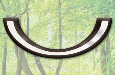 Sarggriff twaylen 230/5065 altsilber bronziert
